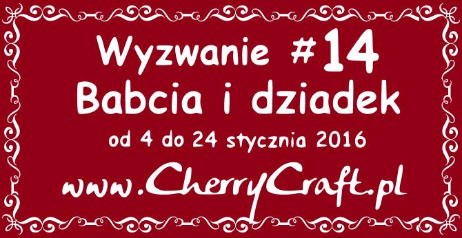 cherry craft #14 babcia i dziadek