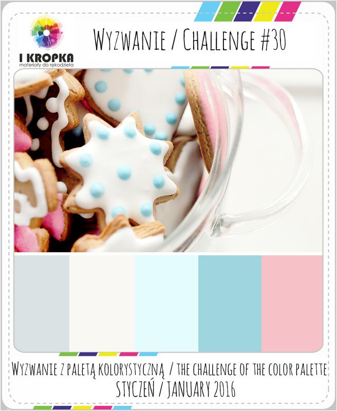 i-kropka #30 paleta kolorów